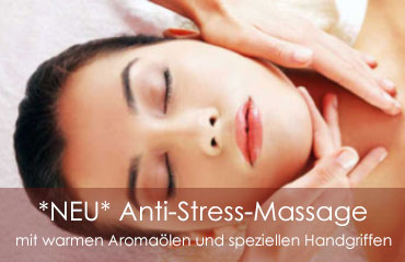 Banner AntiStress Massage